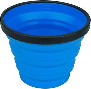 220ML Collapsible Coffee Mug | Travel Foldable Cup | Carabiner Mug Assorted Col