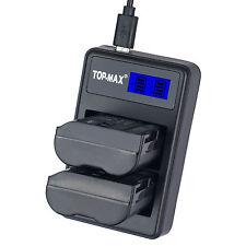Dual USB Charger MH-25 for EN-EL15 D7000 D7100 1 V1 D600 D800