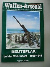 Waffen-Arsenal S-39 Beuteflak bei der Wehrmacht 1939-1945 von 1995