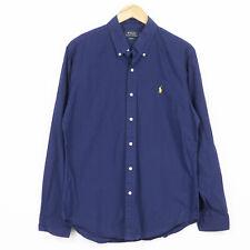 Polo Ralph Lauren Slim Fit Shirt Long Sleeve Mens Size L