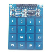 Arduino TTP229 16 Channel Digital Capacitive Switch Touch Sensor Module [DORL_A]