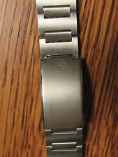 NOS CITIZEN Stainless Steel Mens WATCH Strap 17mm 18mm 11/16 Vintage NEW