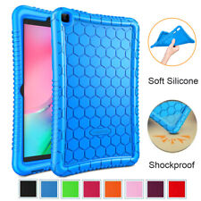For Samsung Galaxy Tab A 8.0 2019 SM-T290/T295 Kids Friendly Silicone Case Cover
