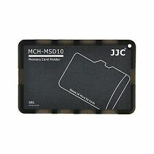 Estuche de tarjeta de memoria 5x Vivitar-con cinturón de lazo-sostenga 3 tarjetas cada-SD titular