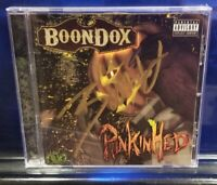 Boondox - Punkin Hed CD insane clown posse twiztid pumpkin head axe murder boyz