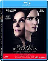 Region B-BASED ON A TRUE STORY Blu Ray ENGLISH SUBS Roman Polanski