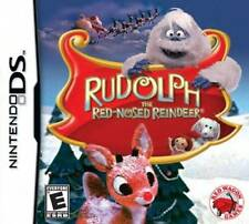 Rudolph The Red-Nosed Reindeer - Nintendo DS Game - Game Only
