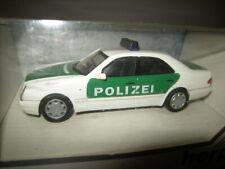 1:43 Herpa Mercedes-Benz W210 E200 Limousine Polizei Nr. 070386 in OVP