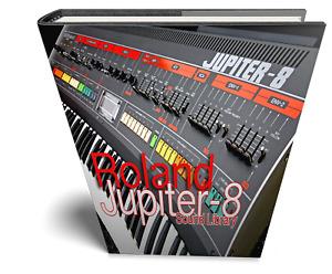from Roland Jupiter 8 - Large original essential WAVE/Kontakt samples library
