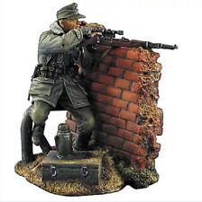 1/35 Resin Figure Model Kit German Soldier Sniper Shooter WWII WW2 Unpainted
