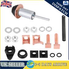 UK Starter Motor Repair Fix Kit for Land Rover Discovery Defender TD5 2.5 Diesel