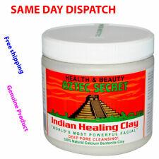 Aztec Secret India Healing Clay Facial Deep Pore Cleansing Mask 454g Genuine