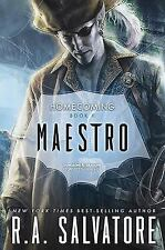 Maestro : Homecoming, Book II by R. A. Salvatore (2016, Hardcover)