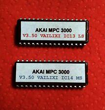 Akai MPC 3000 OS 3.50 Vailixi Operating System EPROM Upgrade