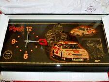 Dale Earnhardt, SR. Clock JEBCO SILVER Anniversary 1,343/5,000 HORIZONTAL 3 NEW