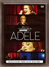 DVD .. ADELE  ..   LIVE FROM ARTISTS DEN    NEW & SEALED