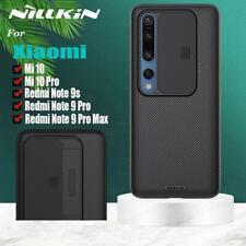 NILLKIN Camera Protection Case For Xiaomi Mi10/Pro Redmi Note 9S/9 Pro/9 Pro Max