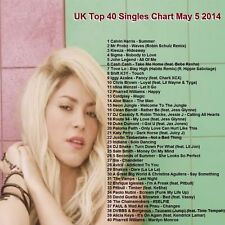 Promo Video DVD, UK Top 40 Hit Videos May 2014, Dance/Pop, FRESHEST Only on Ebay