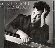 2 CD COMPIL 25 TITRES--BILLY JOEL--GREATEST HITS VOL I & VOL II