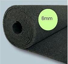 . 12,5m²Bautenschutzmatte BM , Gummimatte Antirutschmatte 6mm ddde-stone ::