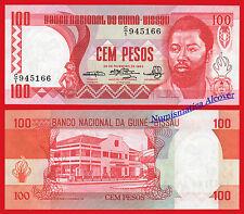 GUINEA BISSAU 100 Pesos 1983 Pick 6  SC  / UNC