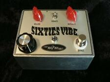 NEW MJM GuitarFX Sixties Vibe - Awesome Vibrato /Chorus Pedal - New Graphics