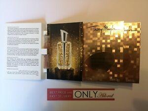 3 x Thierry Mugler MIROIR DES MAJESTES 1.2ml Eau de parfum SPRAY samples *NEW*