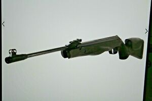 Walther Parrus 177 Cal Spring Piston Break Barrel 1300 FPS Air Gun Pellet Rifle