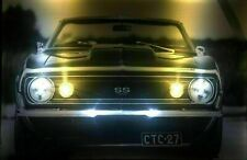 LED Bild Wandbild Bilderrahmen 65 cm x 45 cm Leuchtbild CAMARO Samarkand-Lights