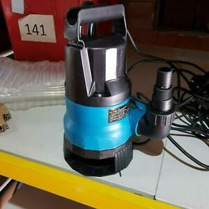 400W KATSU Ex-Return Garden Pond Submersible Sewage Clean Dirty Water Pump