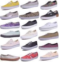 Vans Authentic Chima Classic Skateboard Shoes Choose Mens/Womens Size & Color