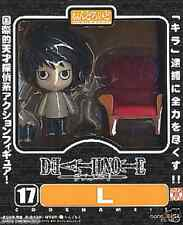 New Good Smile Company 17 NENDOROID DEATH Note L ABS PVC From Japan
