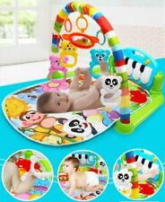 3 in 1 Baby Play Mat Rug Toys Kid Crawling Music Play Game Developing Mat New ..