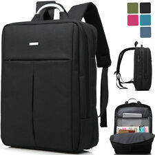 15.6 inch Laptop Backpack Waterproof Shoulder Rucksack Travel Computer Carry Bag
