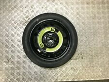 """08-14 VW SCIROCCO 16"""" INCH 5 STUD SPACE SAVER SPARE WHEEL 125 70 16"""