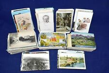 Huge Collection of 730 Picture Postcards Antique to Chrome all scanned
