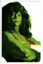 Immortal She-Hulk  1 Variant Ross