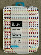NIP ILUV FESTIVAL SLEEVE FOR TABLETS
