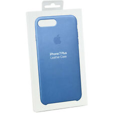Apple iPhone 7 Coque Cuir Bleu Marine