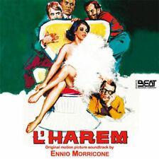 L'HAREM ~ Ennio Morricone CD EXPANDED