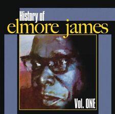Elmore James - History of Elmore James, Vol. 1 PASSPORT AUDIO RECORDS CD  OVP