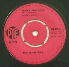 The Searchers - Sugar And Spice / Saints And Searchers - 1963 PYE (VG+)
