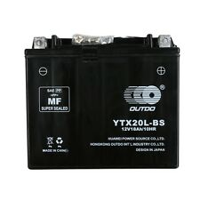 12V 18Ah 10HR YTX20L-BS Battery Kawasaki KZ1000 Polaris Victory Concours JS800