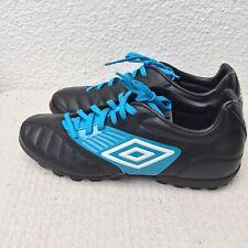 Black And Blue Umbro Astro Turf UK Size 7
