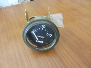 OIL PRESSURE GAUGE fits for JEEP WILLYS M38 fits for diameter 53mm hole