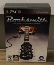 New! Rocksmith [with Real Tone Cable] (Sony PlayStation 3)