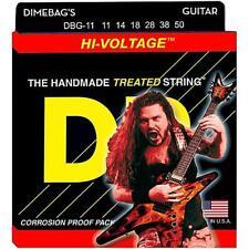 DR DBG-11 Dimebag Darrell Signature Series Electric Guitar Strings 11-50