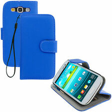 Matte Mobile Phone & PDA Cases & Covers for Samsung Galaxy S III with Card Pocket