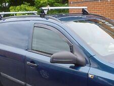 HEKO Wind Rain Deflectors Vauxhall Astra Mk5 Van 06>12 Front Pair Internal Fit