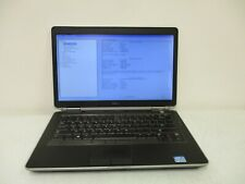 Dell Latitude E6430s i7 3540M 3.0GHz 8GB RAM 750GB HD NO OS Incomplete Laptop